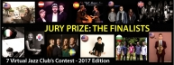 JURY PRIZE - THE FINALISTS