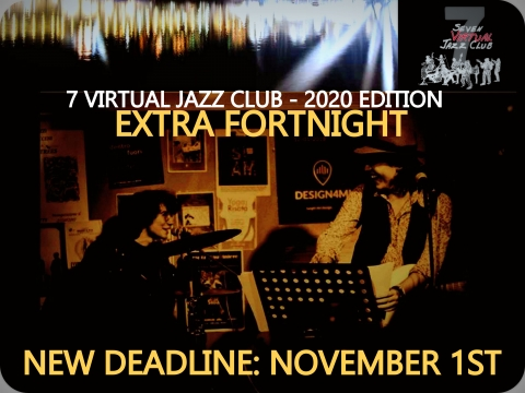 Deadline Extended Until November 1st, 2020